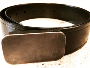 Lenwood Blunt Force Trauma Belt - Conveyor Belt