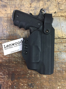 Lenwood 10-41 Duty Holster 4