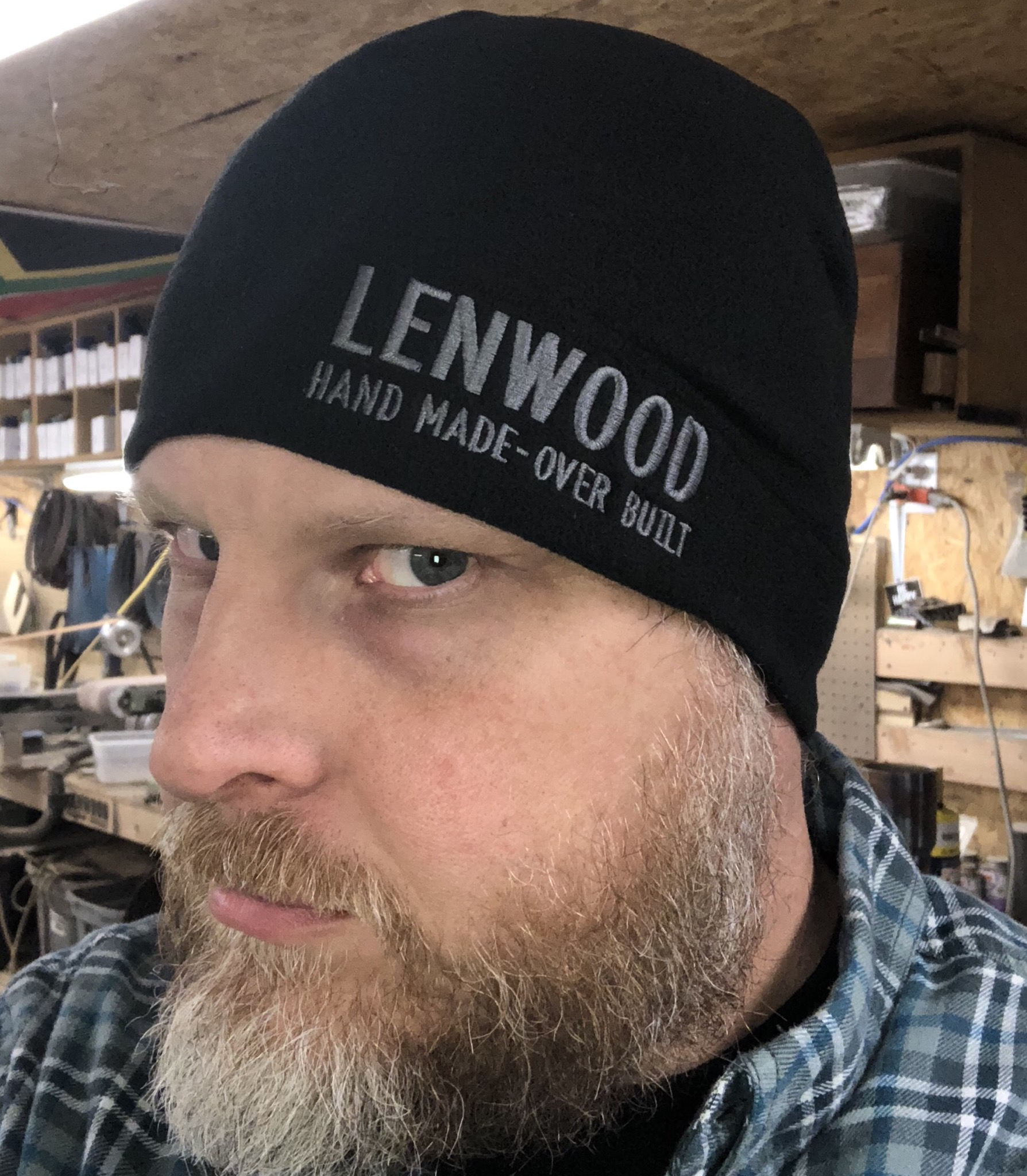 Lenwood - Beanie / Stocking Cap / Skully